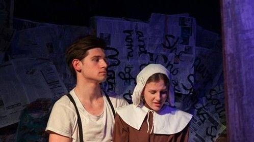 Theatre - The Crucible (Mary Warren)