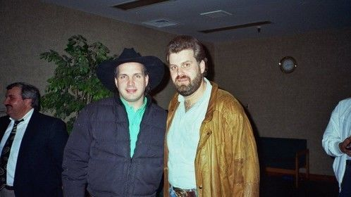 Jeff with Garth