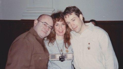 Bob Hoskins & Tom Hulce