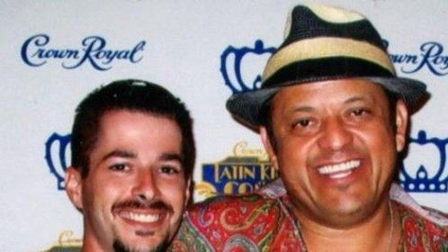 Me and Paul Rodriguez