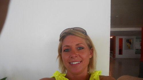 Selfie in Cancun