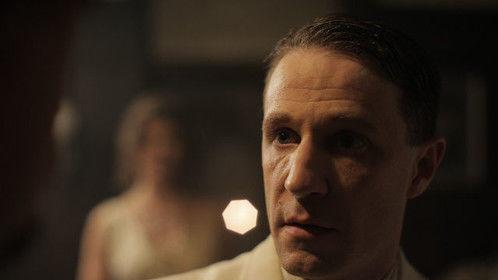 Daniel Harray as The Ghost in QUIETUS