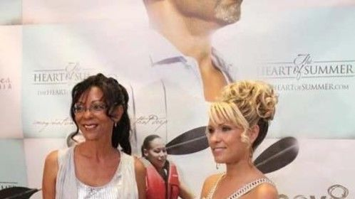"""With Shelly Puccini, Actress """"The Heart of Summer"""" - Film Screening South FL Film Fest"""
