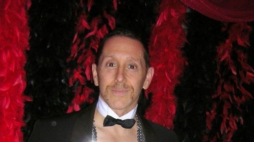A Night at the Paraqdise Burlesque