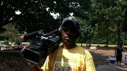 MY CAMERA MAN ON BLAST TV