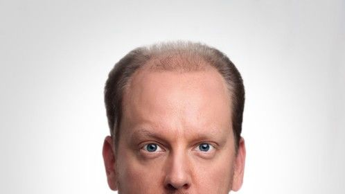 John C. Bailey Main Headshot