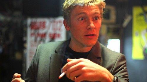 """Lukas,"" played by Jorg Schmiedel"