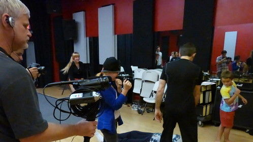 Filming Stage Combat Workshop