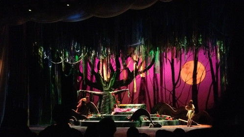 A Midsummer Night's Dream at Calabasas High School