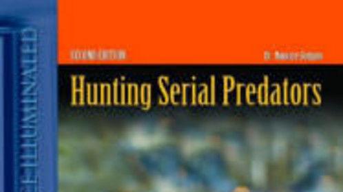 Hunting Serial Predators Book - Dr. Maurice Godwin