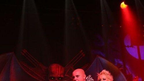 Vampires Rock Musical (5 UK tours and 1 European mini tour)