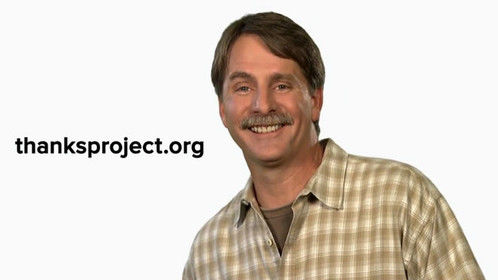 Jeff Foxworthy for AARP