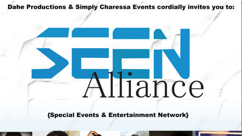 S.E.E.N (Special Events and Entertainment Network) Alliance