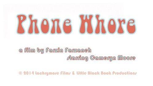 Phone Whore