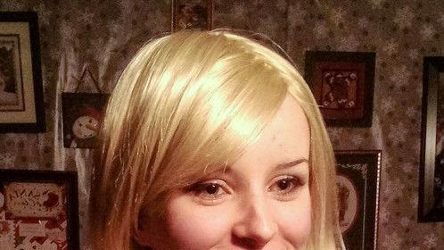 Blonde Wig Prop