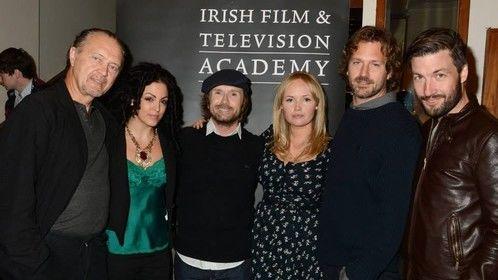Savoy Cinema, Dublin. Premier of 'The O'Briens Movie'