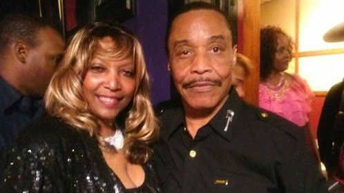 Blues Lady Champagne and R&B recording artist LJ Reynolds of the Dramatics