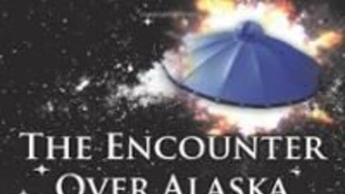 """My third Novel, """"The Encounter Over Alaska"""" based on the true UFO encounter of flight JAL1628 in 1986."""
