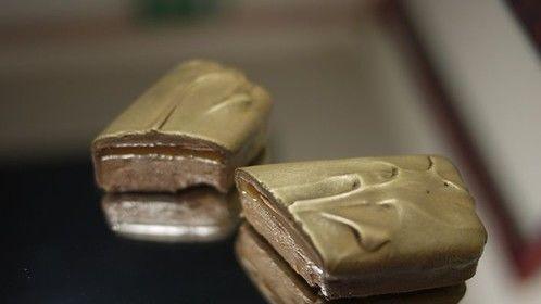 Gold mars bar