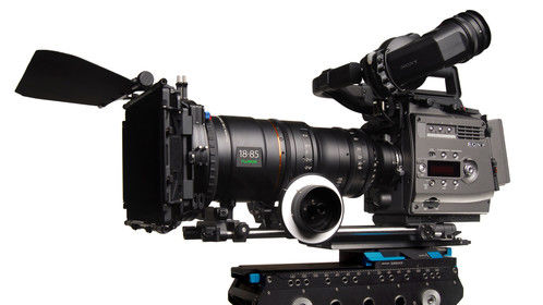 Sony F65 8K For my feature.