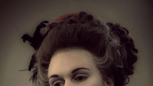 Period makeup & wig
