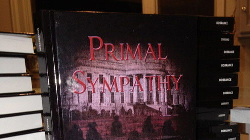 The first novel of my trilogy, PRIMAL SYMPATHY, has arrived!  For those of you who are interested it is available to purchase on the publisher's website: http://dorrance.stores.yahoo.net/primalsympathy.html     Thank you to all of you who have supported this beautiful story thirty years in the making.