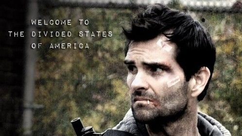 As Luke, in the film AMERICAN LAWLESS