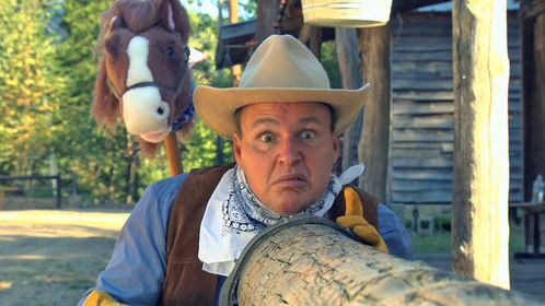 """Still photo from """"Not(e) In My Saddle"""""""