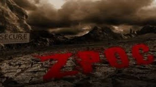 """So proud to be included on this new apoc. tv series Z-POC! get to work with the creative Overmans (creators/owners of Sci-fi Chanels """"Ghost Mine"""")"""