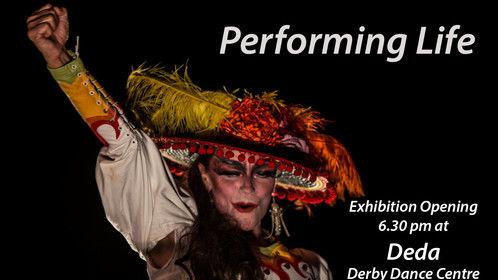 A recent exhibition in Derby