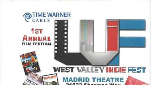 "Documentary written and produced by Gordon Durich, ""Here's Hal"" screened at West Valley Indie Film Fest, Los Angeles, 2011"