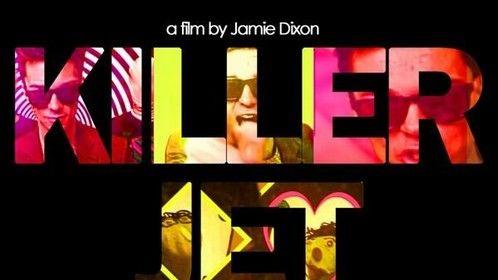 Teaser poster for Killer Jet Nympho.