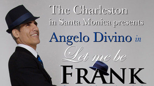 """Here's the info for a performance of """"Let Me Be Frank"""" on March 23rd. No cover charge. Hope to see you there! Angelo"""