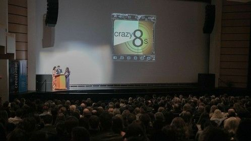Crazy8s 2014 Gala Screening and AfterParty