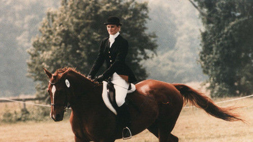Dressage Competition, NY.