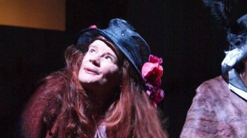 PYGMALION Role:  Eliza Doolitte