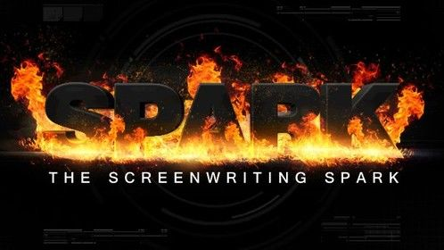 The Screenwriting Spark new logo for 2014