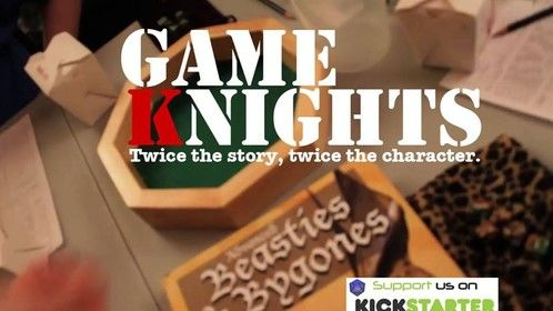 Game Knights The Web series