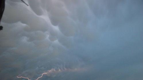 Mid summer thunderstorm!