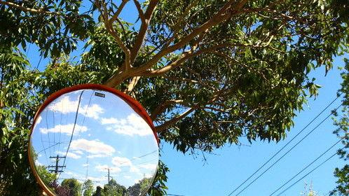 Reflection, Richmond, Melbourne.