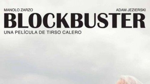 "This is the poster of ""Blockbuster"", a very special movie for me where I worked with the biggest classic actors of spanish films. Incredible experience!"
