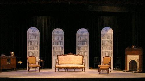 Ravenscroft - Set Designer and Set Carpenter - Metro Theatre