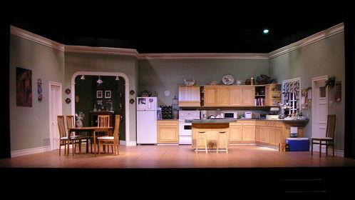 Maggie's Getting Married - Set Designer and Set Carpenter - Metro Theatre