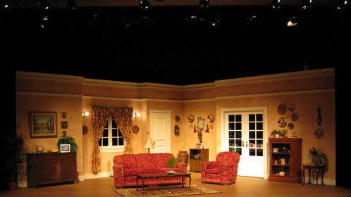 Father's Day - Set Designer and Set Carpenter - Metro Theatre