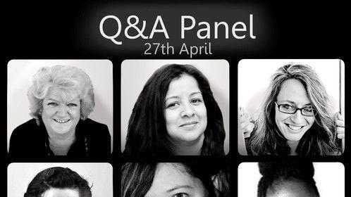 Meet the panel :-)