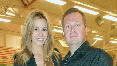 With International Supermodel Brittany Mason