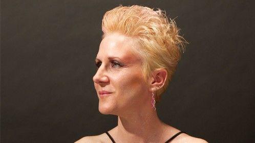 Hairstylist / Colorist - Adriane L Beveridge MUA Kate Wylde Productions Photographer - Stephanie Hnida Model: Brenda Reed Rajkovich