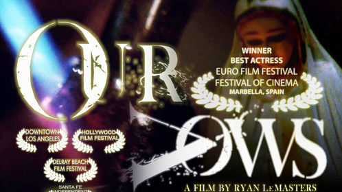 """""""OUR VOWS"""" Starring and Produced by Isabella Cascarano. """"Best Actress"""" Award Winner in Marbella Spain 2011"""