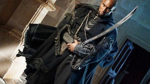 Larry Rostant - Warrior Monk