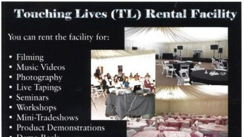 TL TV Space is the place where events are experienced, from seminars, rehearsals, parties, weddings TV Show Tapings